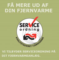 Fjernvarm Service Ordning